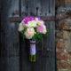 Nely de bruin trouwen bruidsboeket